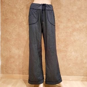 Lululemon wide leggings
